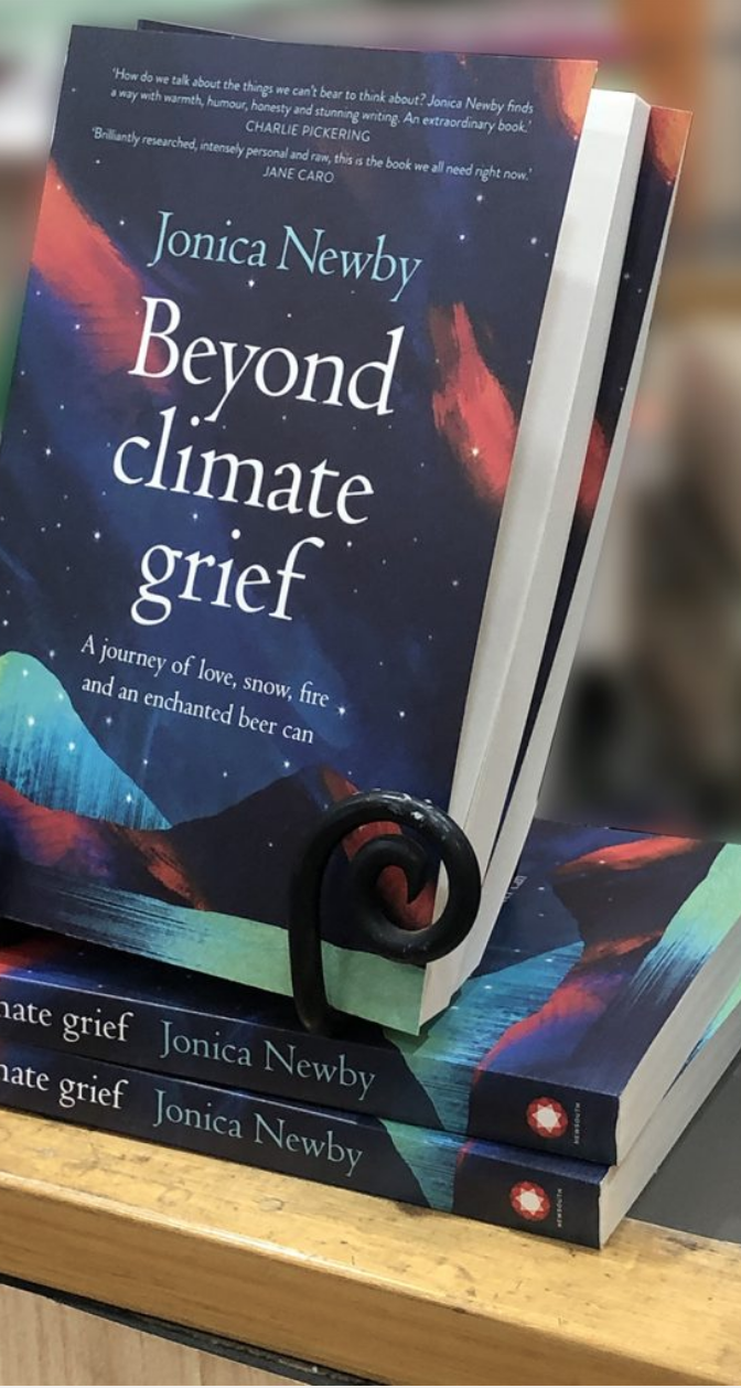 Beyond Climate Grief Book