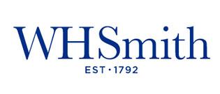 WH Smith Book shop logo